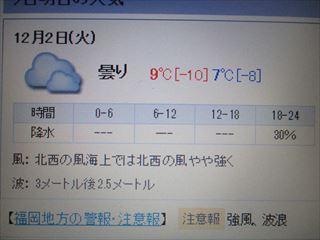 冬に梅雨みたいな天気は最悪: ACファルベンU-15監督のブログⅡ